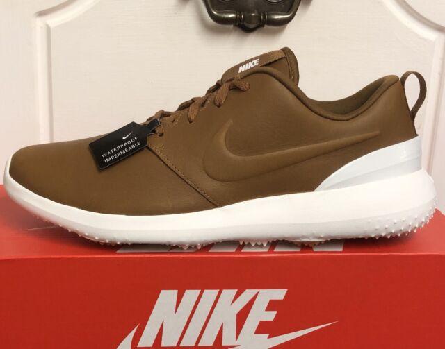 Nike Roshe G Qs Mens Golf Shoes Trainers Uk 9 Eur 44 Us 10 For Sale Online Ebay