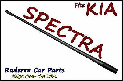 "ALL-TERRAIN 13/"" RUBBER ANTENNA MAST FITS 2003-2009 Kia Sorento"