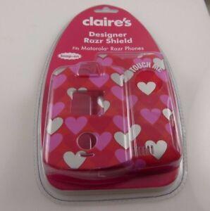 Hearts-designer-for-motorola-razr-V3-case-shield-cover-valentine-valentines-love