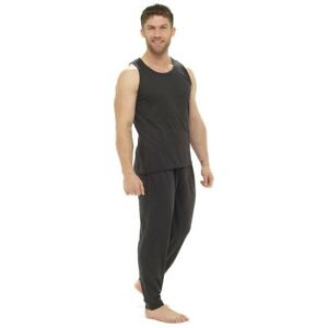 a804ffc103 Mens Vest Short Pyjamas Men s Nightwear Summer Pjs Pajamas ...
