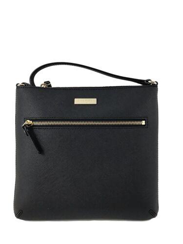 NWT Kate Spade Rima Laurel Way Leather Crossbody Bag Leather Handbag WKRU4496