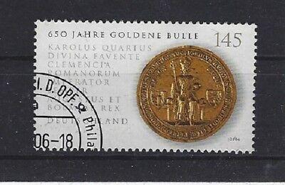 V3647 Brd Minr 2511 O üBereinstimmung In Farbe Brd Ab 2000 Deutschland