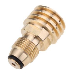 Convertit-la-vanne-de-service-Propane-LP-TANK-en-prise-QCC1-Adaptateur-en-laiton