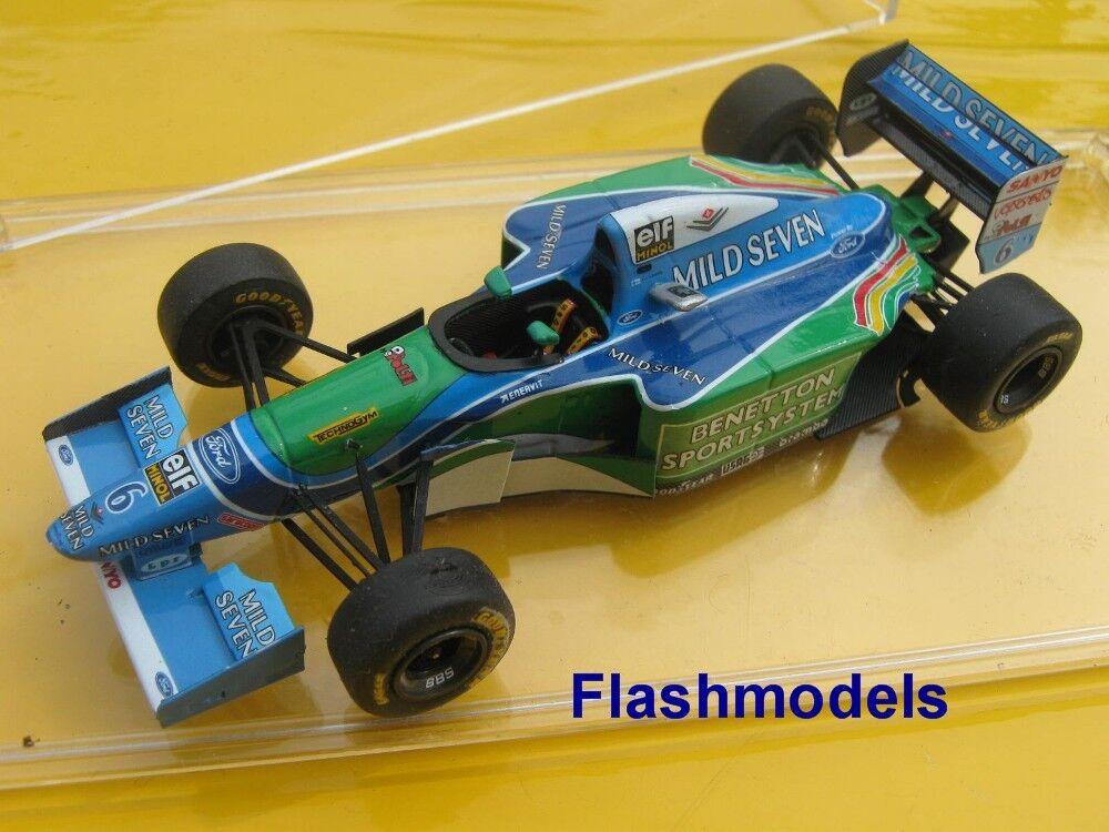 1 43 Benetton Ford b194  1994 J.J. LETHO spain GP tameo handbuilt MODELvoiture dans  présentant toutes les dernières mode de la rue haute