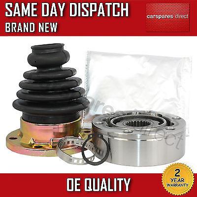 Driveshaft FIAT MULTIPLA 186 1.9D CV Joint Boot Kit Left Inner 99 to 10 C.V