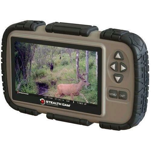 StealthCam STC-CRV43 Trail Camera Image Viewer with LCD Screen 66C7