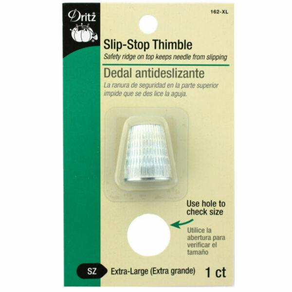 Slip Stop Thimble 1 Size Medium