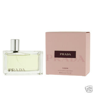 Prada Prada Amber Eau De Parfum EDP 80 ml (woman)