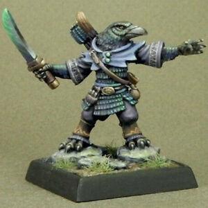 Dettagli su Reaper Dark Heaven Legends 03698 TENGU Rogue Oriental AVVENTURE  FIGHTER kenku- mostra il titolo originale