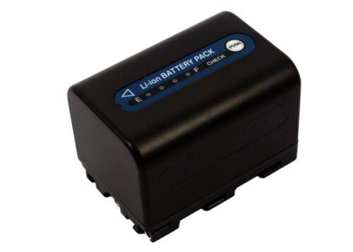 Premium Batería Para Sony Dcr-pc300k Dcr-trv30 Dcr-trv238e Nuevo Dcr-trv17k