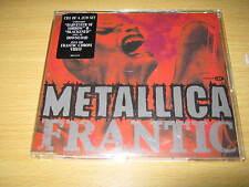 METALLICA FRANTIC UK CD SINGLE PT1 RARE