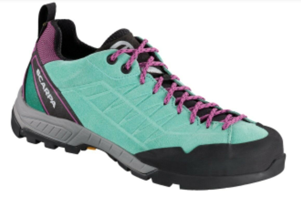 Scarpa Epic GTX Women  reef water  Approach- Zusti​egsschuh  Goretex