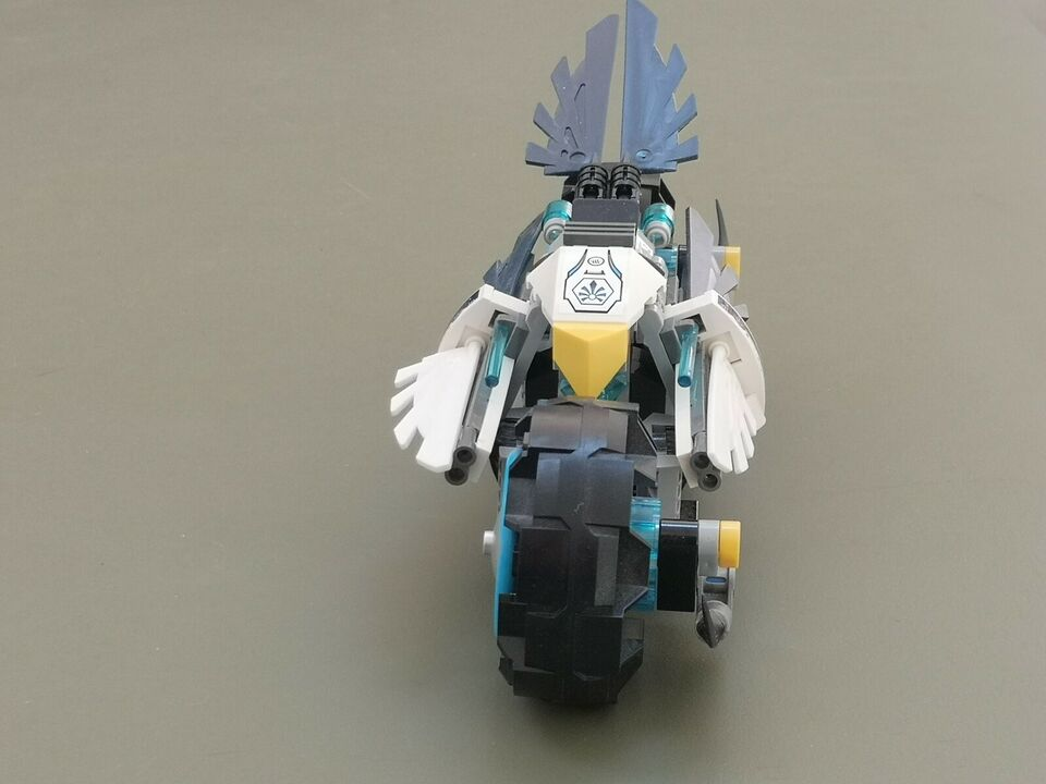 Lego andet, China