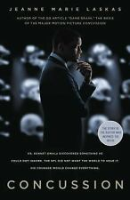 Concussion (Movie Tie-in Edition)-ExLibrary