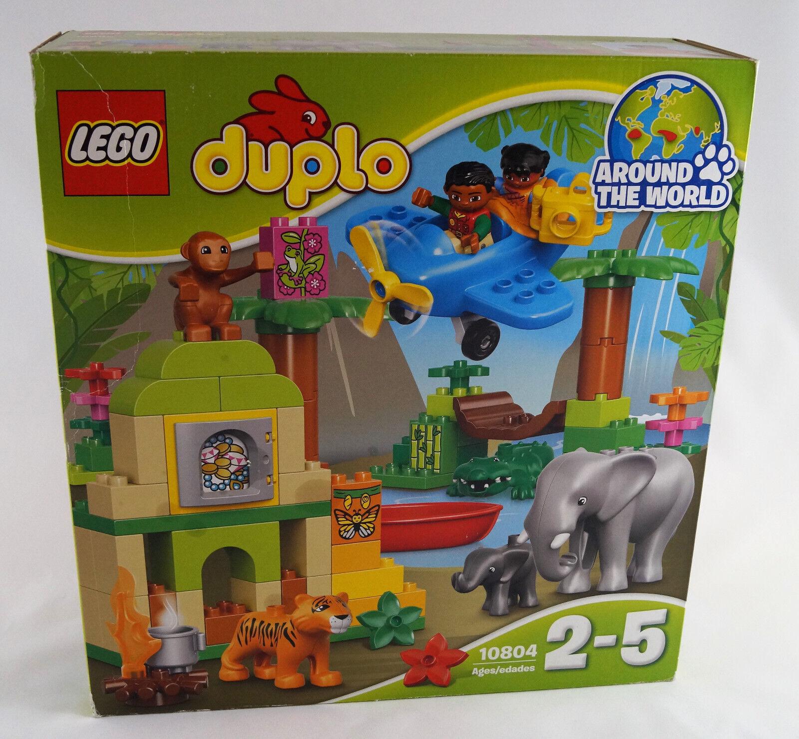 Lego® Duplo 10804 Dschungel Neuware   New   Sealed