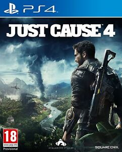 Just Cause 4 - PS4 Playstation 4 - NEU OVP - Sofort lieferbar