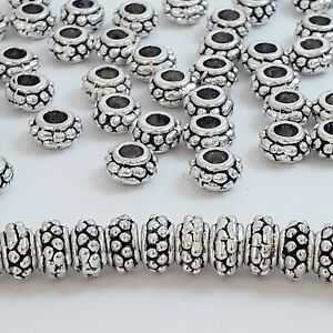 10pcs 3d Bear Metal Novelty Animal Beads Antique Silver 16x10mm B0102238