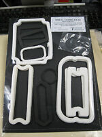 1969 El Camino Paint Seal Kit