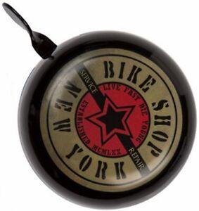 Fahrrad-Klingel-Ding-Dong-Bell-Metall-Klingel-fuer-Fahrraeder-Bike-Shop-New-York