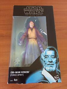 STAR WARS Obi-Wan Kenobi Force Spirit (Black Series Walgreens Mandalorian Boba)