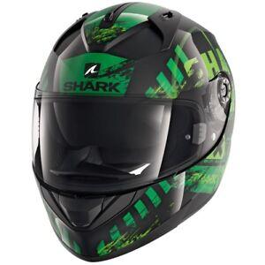 CASQUE-MOTO-INTEGRAL-SHARK-RIDILL-SKYD-KGG-TAILLES-XS-lt-XXL