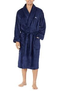 Tommy-Bahama-Men-039-s-Plush-Robe
