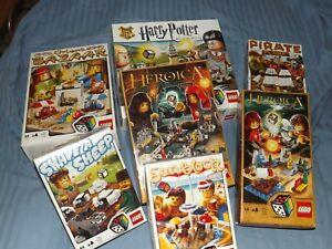 LEGO-en-Boite-Jeux-Complet-Unless-Stated-Certains-Scelle