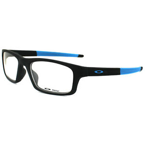 8e90240b0d Image is loading Oakley-Glasses-Frames-Crosslink-Pitch-OX8037-01-Satin-