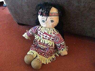 Keel Toys Simply Soft Indian Girl Bambola Di Pezza-mostra Il Titolo Originale Rinfrescante E Arricchente La Saliva