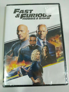 Fast-amp-Furious-Hobbs-amp-Shaw-DVD-Regione-2-Spagnolo-Inglese-3T