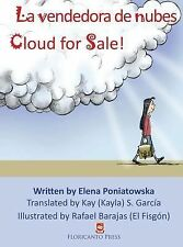 La Vendedora de Nubes. Cloud for Sale by Elena Poniatowska (2015, Hardcover)