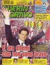 GUERIN SPORTIVO=N°11 1994=ZENGA=GRANDE MILAN O GRANDE TORINO?