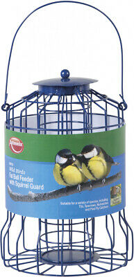 Ambassador Wild Birds Seed Feeder with Squirrel Guard  *2325