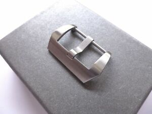22mm-BRUSHED-buckle-for-your-Panerai-SWISS-MADE-EU-shipping