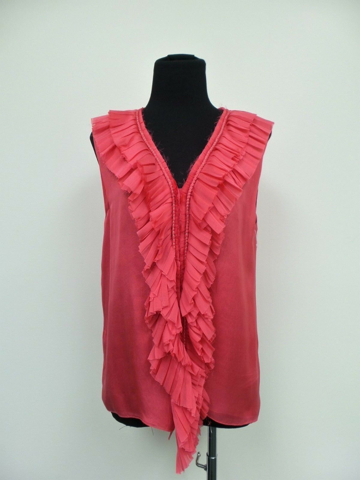 PHILOSOPHY Di ALBERTA FERRETTI Rosa Sleeveless Blouse