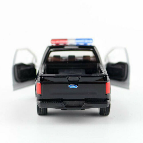 Ford F-150 Police Pickup Truck 1:36 Model Car Diecast Toy Kids Collection Gift