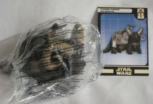 Star Wars Miniatures UNIVERSE TUSKEN RAIDER ON BANTHA #30 New /& Sealed