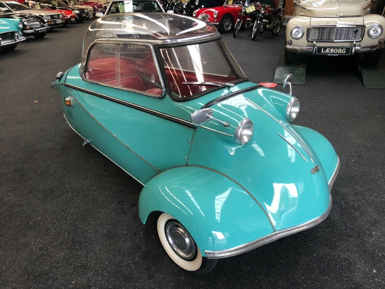Messerschmitt KR 200 0,2  1d