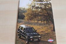 110451) Nissan Terrano II Prospekt 06/1995