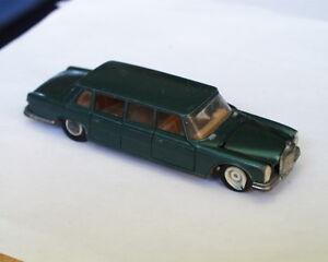 Siku V 253 Mercedes Banz 600 Leicht gebraucht - zu Hause, Deutschland - Siku V 253 Mercedes Banz 600 Leicht gebraucht - zu Hause, Deutschland