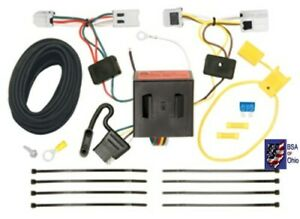 Trailer-Hitch-Wiring-Tow-Harness-For-Nissan-NV3500-2012-2013-2014-2015-2016-2017