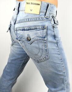 True-Religion-Men-039-s-Stretch-Ricky-Relaxed-Straight-Light-Energy-Jeans-101741