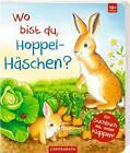 Wo bist du, Hoppel-Häschen? von Florian Ahle (2015, Gebundene Ausgabe)