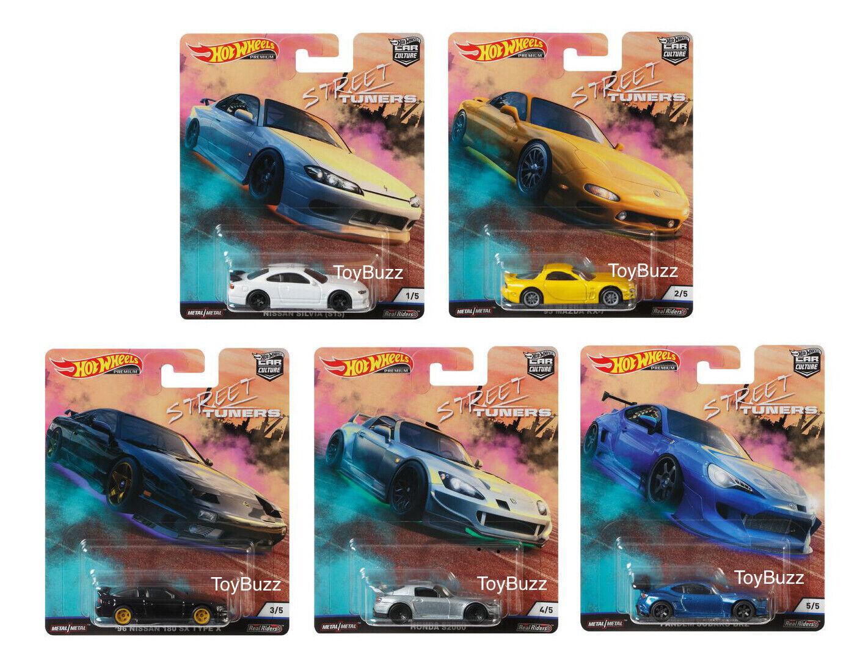 Hot Wtalons 1  64 voiture Culture FPY86-956L rue TUNERS CASE OF 10 nouveau  vente de sortie