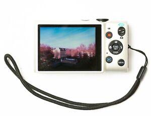Full Spectrum UMBAU CANON IXUS 132 Digitalkamera 16MP Vollspektrum Kamera IR Mod