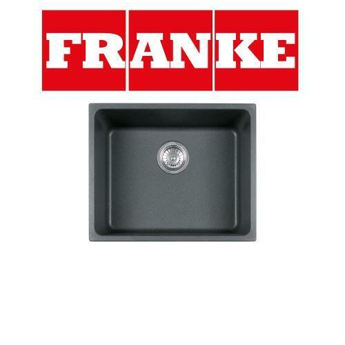 FRANKE 125.0068.576 125.0068.576 125.0068.576 LAVELLO SOTTOTOP KUBUS ...