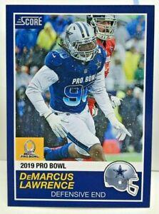 DeMarcus Lawrence 2018 Panini Instant  26 NFL 2019 Pro Bowl Score SP ... 1d6dc3eaa