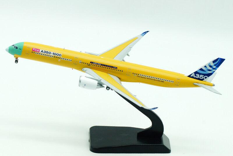 1:400 JC Wings Airbus A350-1000 XWB pasajero Avión Diecast Modelo de los aviones