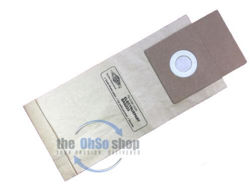 5 x sacchetti per aspirapolvere ELECTROLUX E82 /& E82N tipo-Z2255 Z2255AZ Z2255AZ