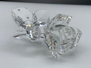 Figurine-Swarovski-174956-Clos-Rose-8-5-Cm-Parfait-Etat
